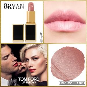 Tom Ford Lip Color- Bryan